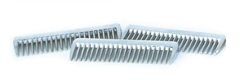Harlequin Small Metal Mane Combs