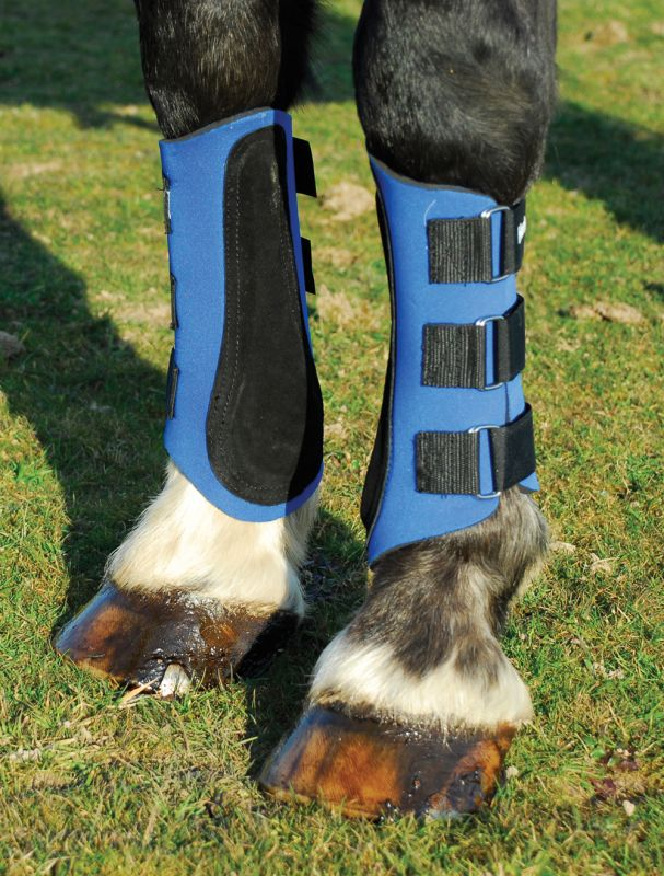 Harlequin Neoprene Brushing Boots