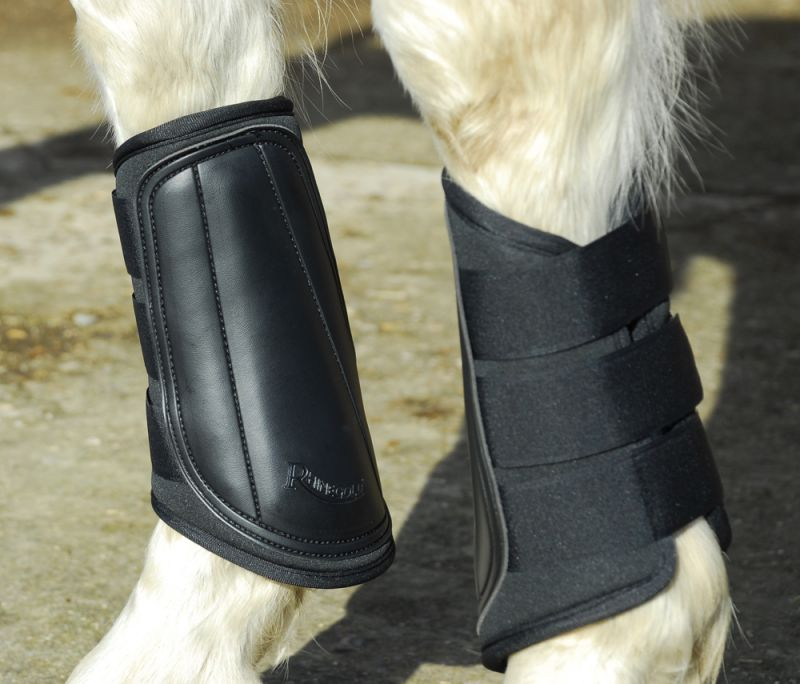 Rhinegold Breathable Neoprene Brushing Boots