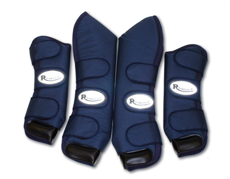 Rhinegold Ripstop Full Length Travel Boots - Set of 4