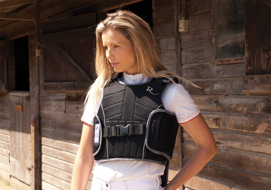 Rhinegold Pro-Comfort Adults' Body Protector. Beta Level 3