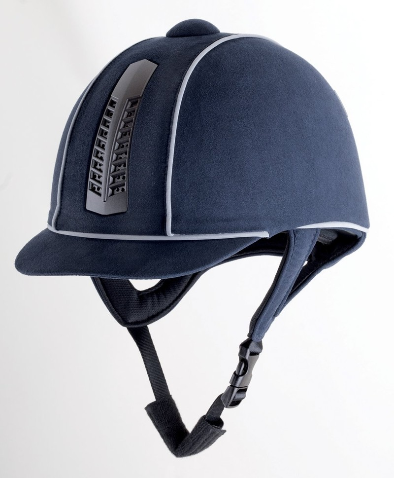 Rhinegold Reflective 'Pro' Ventilated Riding Hat
