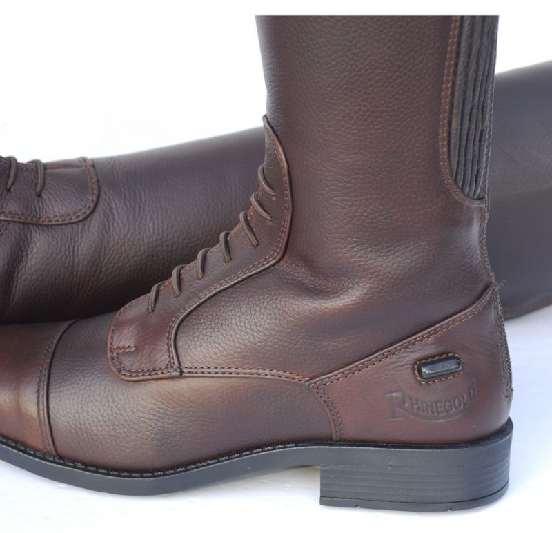 Rhinegold Elite Luxus Leather Riding Boot