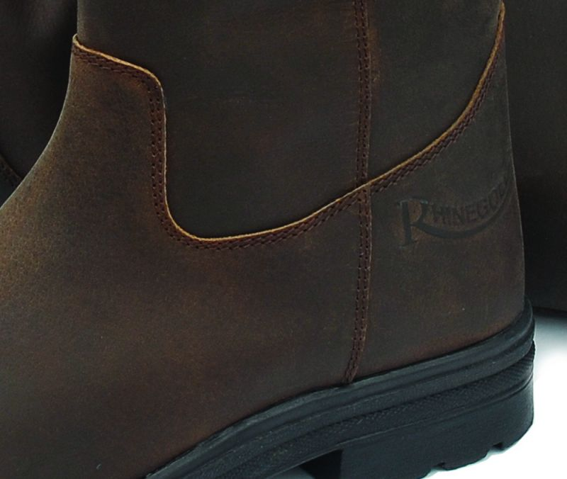 Rhinegold Mens Elite Colorado Boot
