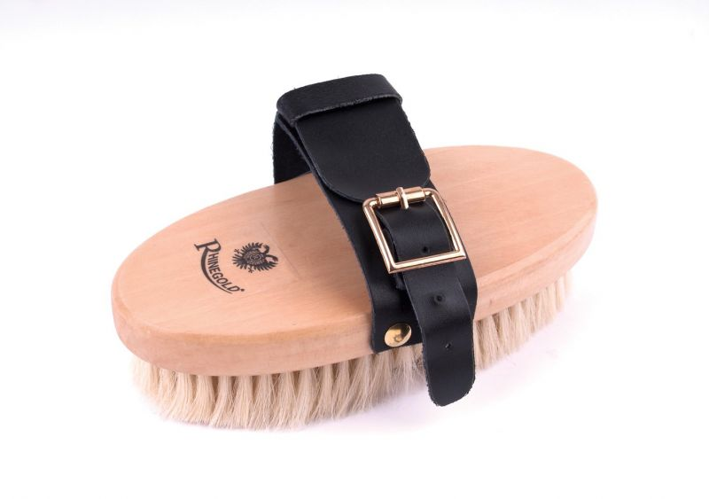Rhinegold Soft Goat Hair Body Brush