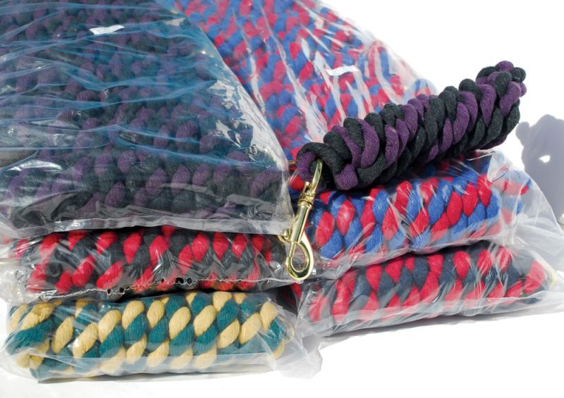 Cotton Lead Rope - Pack of 10