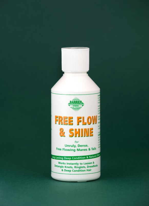 Barrier Free Flow & Shine - 200ml