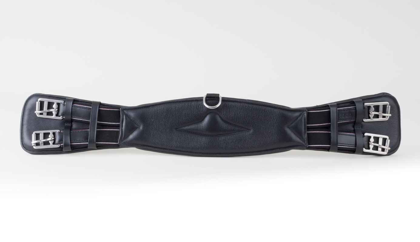 Rhinegold German Leather Softee 'Comfort' Dressage/ Short Girth