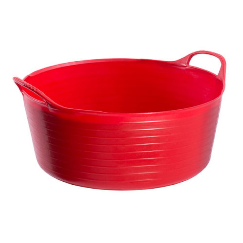 Small Shallow Coloured Tubtrugs