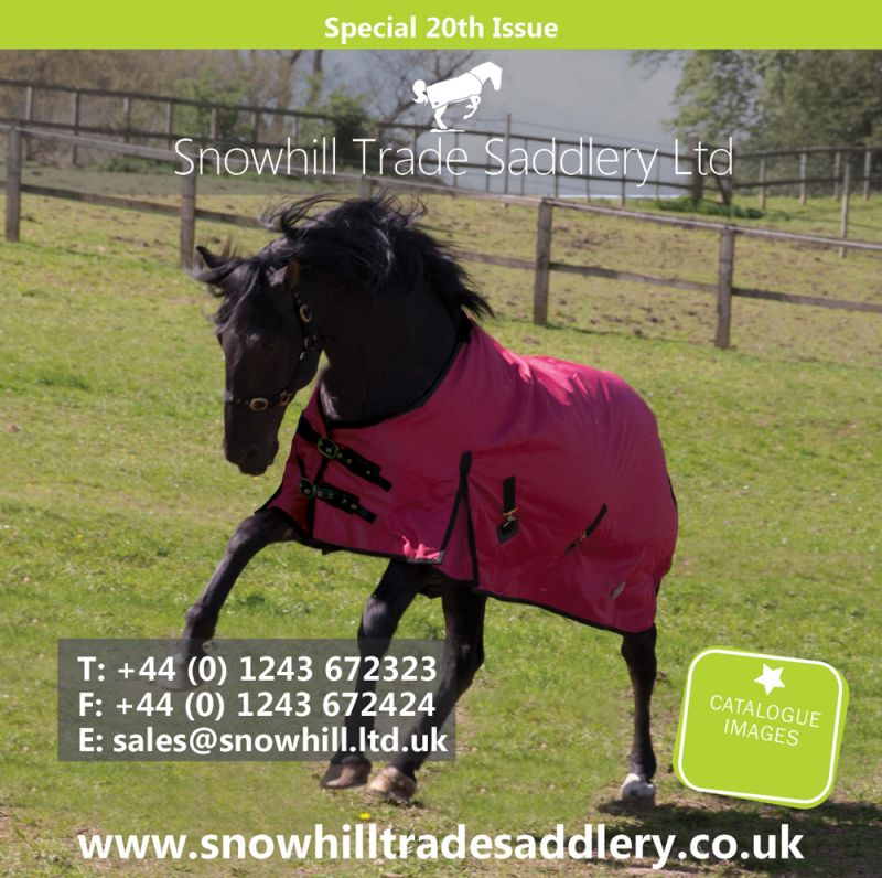 Snowhill Trade Saddlery CD of Current Catalogue