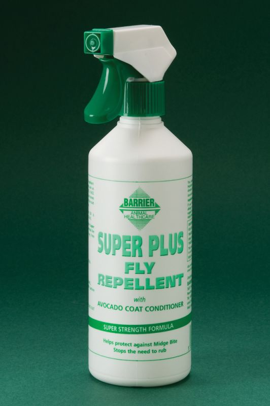 Barrier Super Plus Fly Repel Spray - 1 Litre