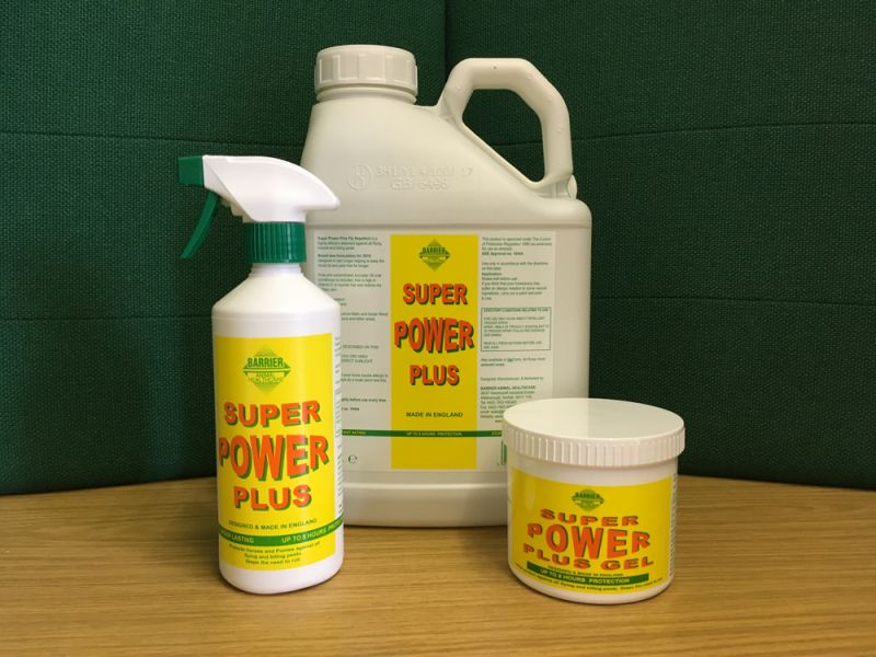 Barrier Super Power Plus Fly Repel Gel - 500g