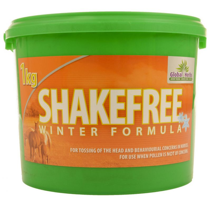 Global Herbs Shakefree Winter-1kg Tub