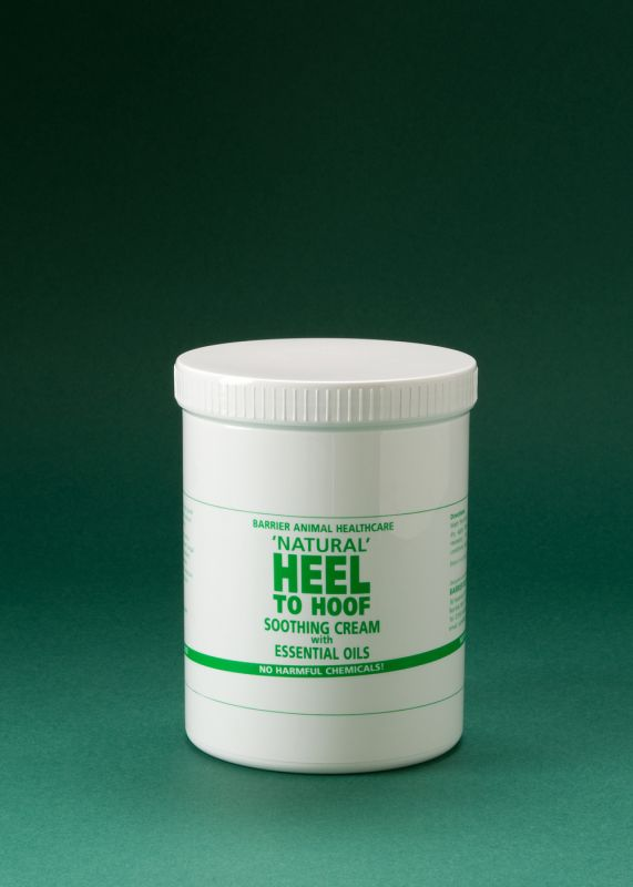 Barrier Heel To Hoof Soothing Cream-1 litre