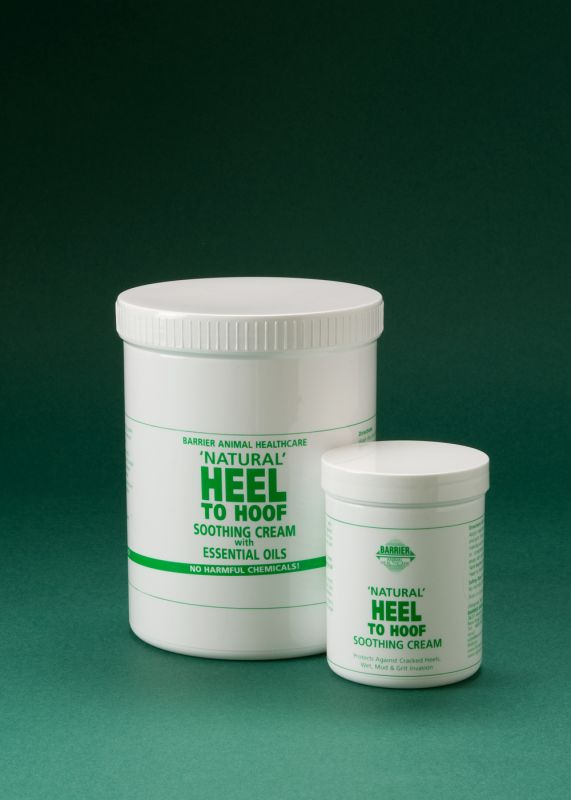 Barrier Heel To Hoof Soothing Cream- 250ml