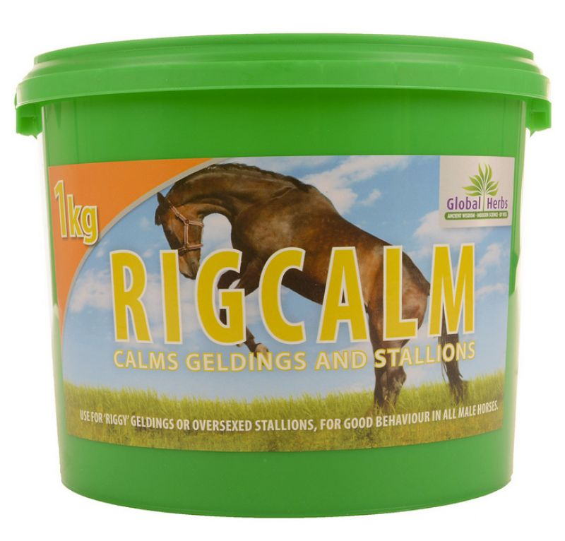 Global Herbs Rig Calm - 1kg Tub