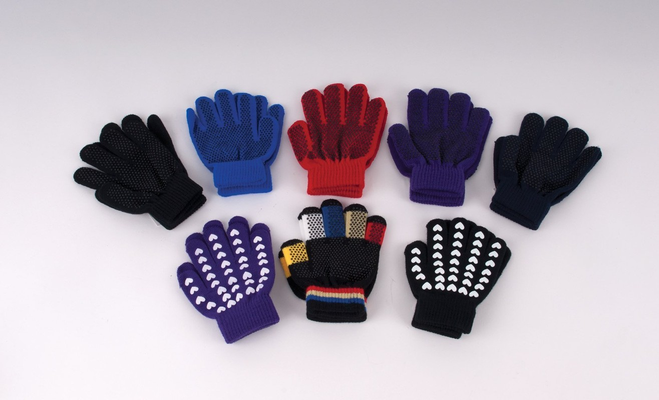 Harlequin Childrens Magic Gloves (see Z772P for pony design)