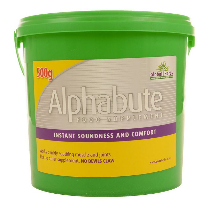 Global Herbs Alphabute 500g Tub