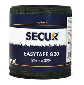 Agrifence Green Easytape 20mm X 200m