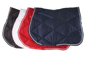 Rhinegold Soft Ride Ultra Padded Saddle Cloth