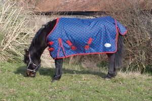 Rhinegold 'Dottie Torrent' Outdoor Rug For Foals/Tiny Ponies 3