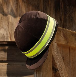 Harlequin Reflective Hat Band