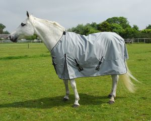 Rhinegold Elite Monsoon Rug- NECK COVER INCLUDED