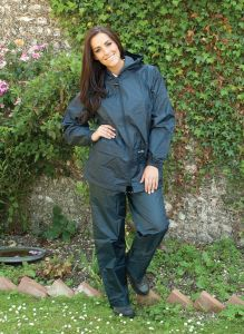 Regatta Adults Waterproof Rain Jacket
