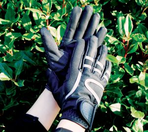 Rhinegold Thinsulate Velcro Cuff Winter Riding Glove