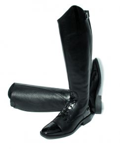 Rhinegold Elite Santorini Long Leather Riding Boot