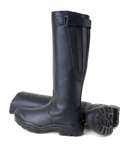 Rhinegold Kentucky Long Leather Riding Boots