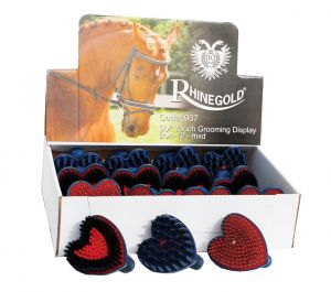 Rhinegold Soft Touch Grooming Display Box