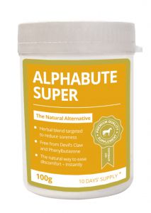 Global Herbs Alphabute-100g Trial Size
