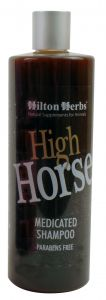 Hilton Herbs High Horse Medicated Shampoo-500ml
