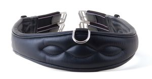 Rhinegold German Leather Softee 'Comfort' Girth