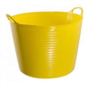 Coloured Gorilla Tubs - 38 Litres