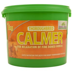 Global Herbs Thoroughbred Calmer-1kg Tub