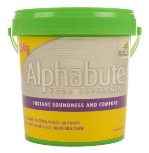 Global Herbs AlphaBute -250g Tub