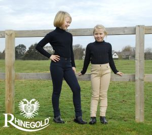 Rhinegold Childrens Essential Jodhpurs