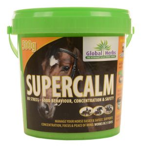 Global Herbs SuperCalm-500g Tub
