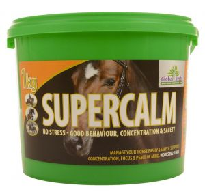 Global Herbs SuperCalm-1kg Tub